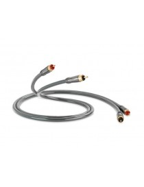 QED PERFORMANCE AUDIO 40 Stereo cable [2x RCA M...