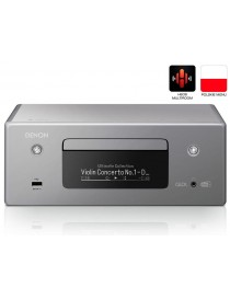 Amplituner stereofoniczny z CD DENON RCDN-11...