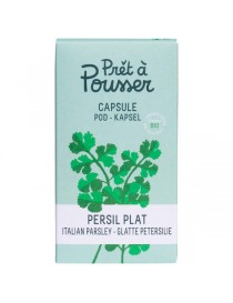 Kapsułka PRÊT À POUSSER AROMATICS: ITALIAN PARSLEY