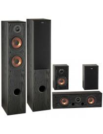 Zestaw kolumn głośnikowych 5.0 ELTAX EXPOSURE HCP