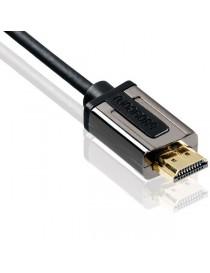 Przewód HDMI HS+Ethernet [HDMI M - HDMI M] -...