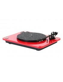 Gramofon ELIPSON CHROMA 400 RED LACQUER