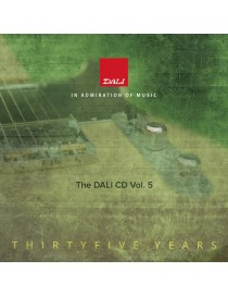 Płyta demonstracyjna DALI THE DALI CD VOL. 5