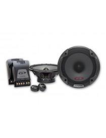 2-drożny odseparowany system głośnikowy 16,5cm...