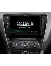 System nawigacyjny dla Skoda Octavia 3 ALPINE...