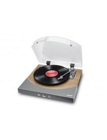 Gramofon bezprzewodowy z wbudowanymi głośnikami...