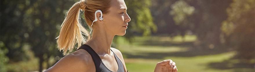 Słuchawki sportowe