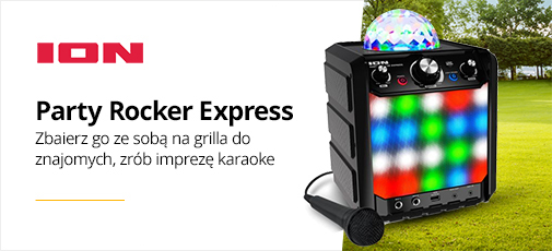 ION Party Rocker Express